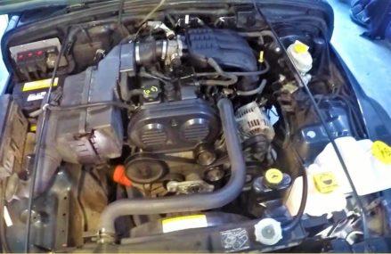 2006 Dodge Stratus Engine 4 Cylinder, Port Ewen 12466 NY