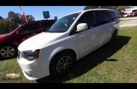 Here's a 2014 Dodge Caravan SXT – For Sale Review @ Marchant Chevy For Morrisville 65710 MO