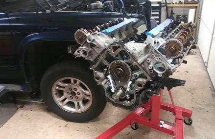 Dodge 4.7 Rebuild / Car Audio Update Fort Wayne Indiana 2018