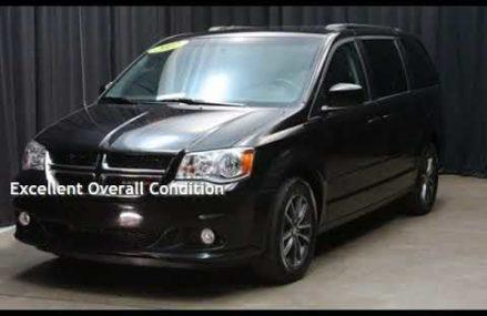 2017 Dodge Grand Caravan SXT for sale in Phoenix, AZ From Montague 49437 MI