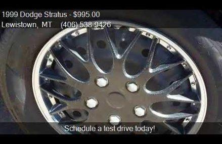 1999 Dodge Stratus Es in Norman 47264 IN
