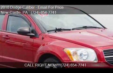 Dodge Caliber New Near Abbott 76621 TX USA
