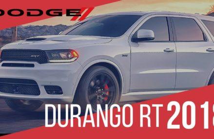 Dodge Durango RT 2018 – Ficha Técnica Elk Grove California 2018