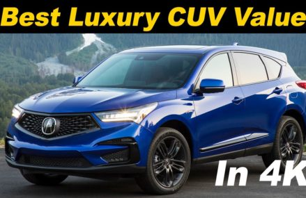 2019 Acura RDX Full Review and Comparisons Columbus Georgia 2018