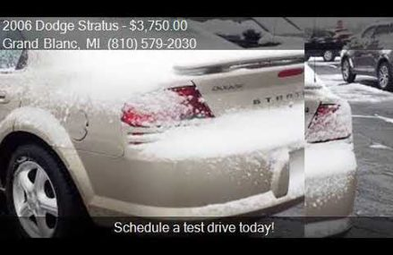 Dodge Stratus For Sale In Michigan, Saint Louis 63109 MO