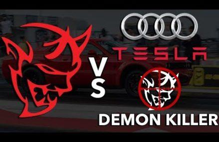 Dodge Viper Demon in Corpus Christi Speedway, Corpus Christi, Texas 2018