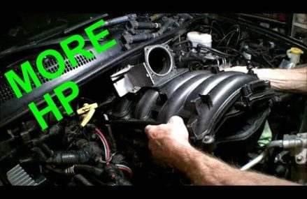 Installing Upgraded Intake Manifold on 4.7 Jeep, Dodge Area Near 25571 West Hamlin WV