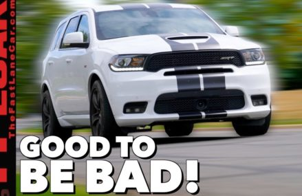 What's Good, Bad, and Weird about the 2018 Dodge Durango SRT Tulsa Oklahoma 2018
