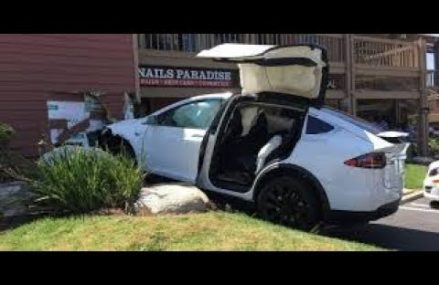 Dodge Viper Crash in Galesburg Speedway, Galesburg, Michigan 2018