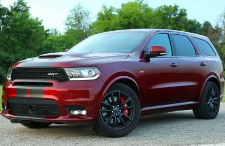 2019 Dodge Durango SRT Modified by Mopar Huntington Beach California 2018