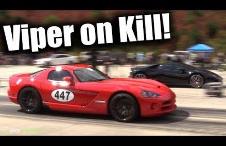 Dodge Viper Commercial Location Bremerton Speedway, Bremerton, Washington 2018