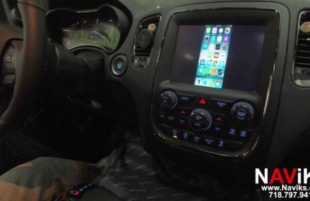2018 Dodge Durango Uconnect 8.4″ (4) (4C) NAViKS 360 Camera System + Video Interface Louisville – Jefferson Kentucky 2018