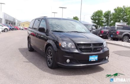2017 Dodge Grand Caravan GT 4004 From Mount Sterling 40353 KY