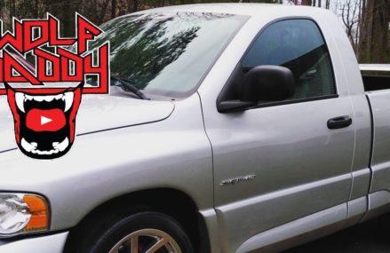 Dodge Viper Pickup at South Boston Speedway, South Boston, Virginia 2018
