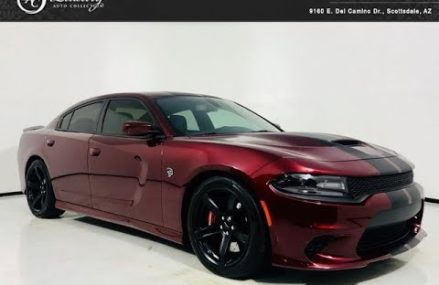 #9547 | 2017 Dodge Charger SRT Hellcat SRT Hellcat | For Sale Scottsdale, AZ at 49611 Alba MI