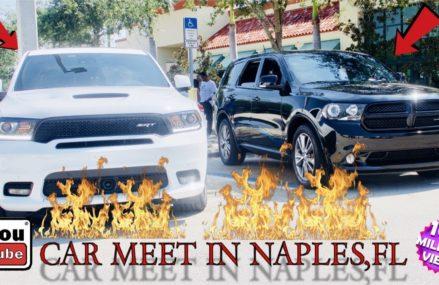 CAR MEET NALES FL/ DURANGO SRT Worcester Massachusetts 2018