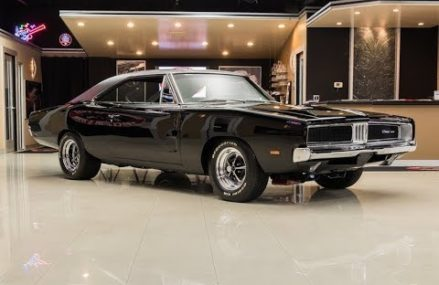 1969 Dodge Charger HEMI For Sale at 30374 Atlanta GA