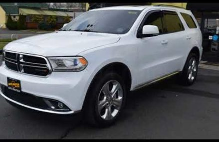 2014 Dodge Durango Limited for sale in RED BANK, NJ Pembroke Pines Florida 2018