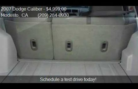Dodge Caliber Wagon at Dallas 75379 TX USA