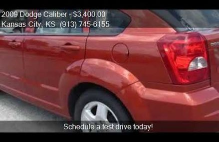 Dodge Caliber Orange From Randolph 75475 TX USA
