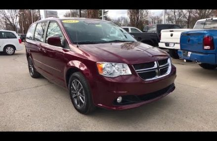 2017 Dodge Grand Caravan Louisville, Lexington, Elizabethtown, KY New Albany, IN, Jeffersonville, IN in Neligh 68756 NE