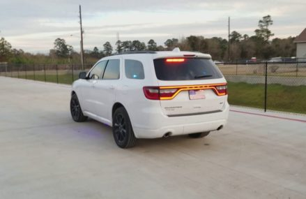 2018 Dodge Durango with Feniex And Sound Off Signal Greensboro North Carolina 2018