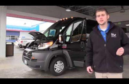 2014 Dodge Ram Promaster 13 Passenger Van – S17065 Locally At 33402 West Palm Beach FL