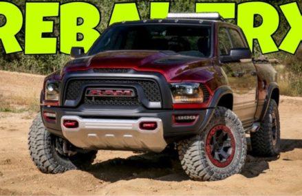 HELLCAT RAM REBEL TRX BEST TRUCK EVER??? Local 71375 Waterproof LA