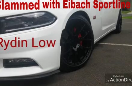 Slammed My Dodge Charger R/T //  Eibach Sportline Installed (Part 2) For 65603 Arcola MO