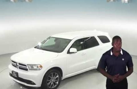 C96895TR – Used, 2017, Dodge Durango, GT, White, SUV, Test Drive, Review, For Sale – Jackson Mississippi 2018