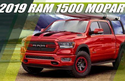 New 2019 Dodge RAM 1500 MOPAR Accessories Around Streets in 28694 West Jefferson NC
