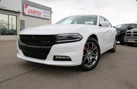 2017 Dodge Charger SXT Rallye | Bright White | Courtesy Chrysler Around Zip 45304 Arcanum OH