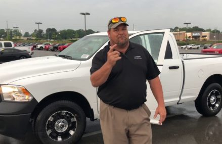 2018 Ram 1500 V6 Quad Cab 2×4 in 27891 Whitakers NC