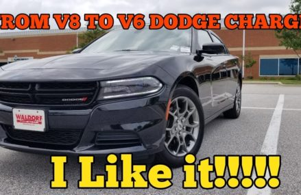 FROM V8 TO V6 AWD Dodge Charger. in 95221 Altaville CA