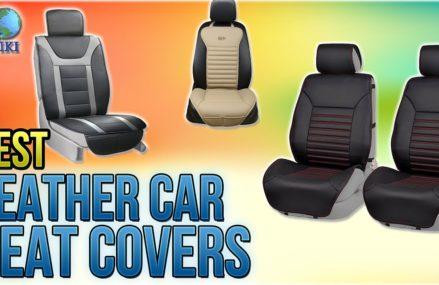 10 Best Leather Car Seat Covers 2018 For Makaweli 96769 HI