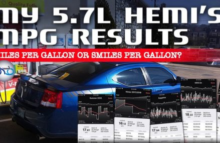 How Many Miles Per Gallon Does a 5.7L HEMI Get? | MPG Statistics 2009 Dodge Charger R/T From 31701 Albany GA