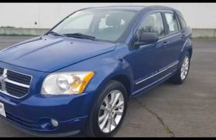 Dodge Caliber Rt From Lubbock 79424 TX USA
