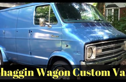 1977 Dodge Custom Street Van and Here's Why I'll Never Customize Another Van Locally At 55573 Young America MN
