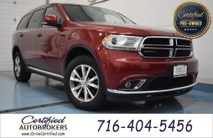 2478T 2014 Dodge Durango Limited AWD Riverside California 2018