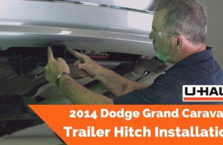 2014 Dodge Grand Caravan Trailer Hitch Installation Local Nazlini 86540 AZ