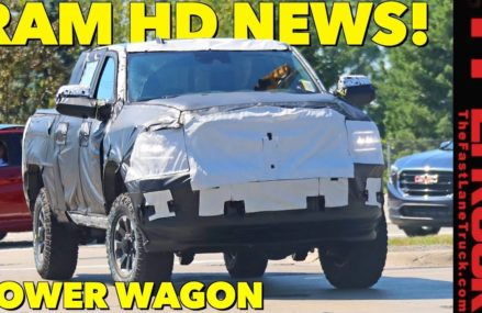 New 2020 Ram HD: We Separate Fact from Rumor and Drill Into the Latest News Local 48327 Waterford MI