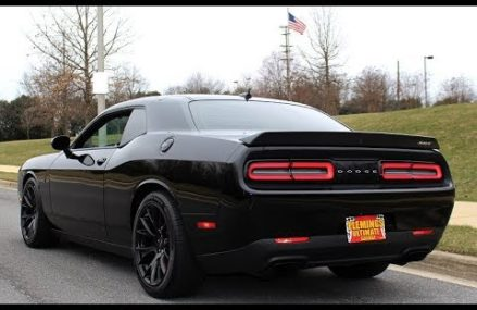 '16 Dodge Challenger SRT Hellcat for sale with test drive, driving sounds, and review video For Los Angeles 90021 CA