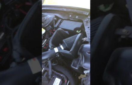 Dodge Caliber Air Intake at Arlington 76096 TX USA