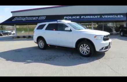 2018 Dodge Durango  |  John Jones Police Pursuit Vehicles Hialeah Florida 2018