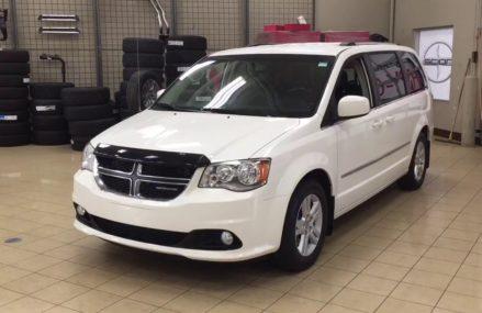 2012 Dodge Grand Caravan Review Near Miami 33189 FL