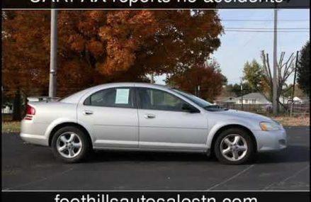 Dodge Stratus Kbb, Northville 48167 MI