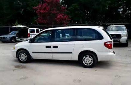 2006 Dodge Grand Caravan Van-1464 at Napoleon 64074 MO