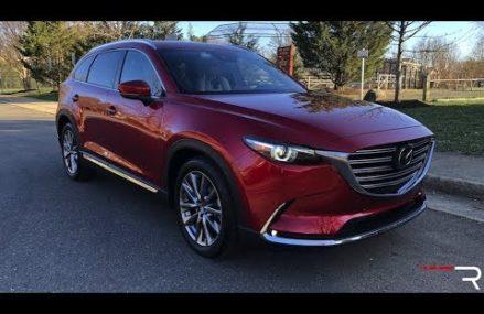 2018 Mazda CX-9 GT – The Anti-Boring Family Crossover Fort Collins Colorado 2018