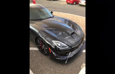 Dodge Viper Price in Hickory Motor Speedway, Hickory, North Carolina 2018