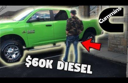HE BOUGHT A $60K MANUAL CUMMINS Place 48471 Sandusky MI